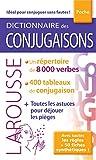 Dictionnaire Larousse des Conjugaisons poche...