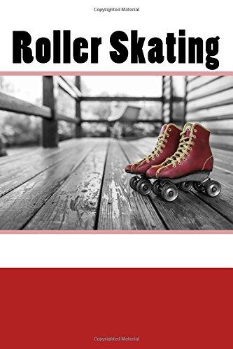 Roller Skating (Journal/Notebook) por Wild Pages Press Journals & Notebooks