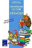 Image de Grammaire-lecture CE1-CE2 : manuel
