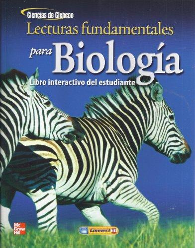 Glencoe Biology, Spanish Reading Essentials (Biology Dynamics Of Life)