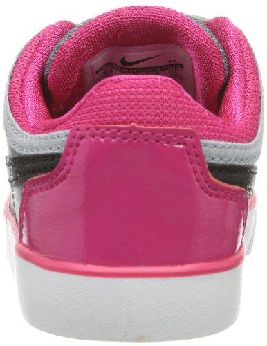 Nike Capri Iii, chaussures premiers pas mixte bébé Gris - Grau (Cool Grey/Black-Vivid Pink-Wolf Grey)