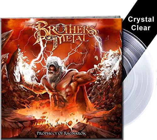 Prophecy of Ragnarök (Lim.Gtf.Clear Vinyl) [Vinyl LP] -