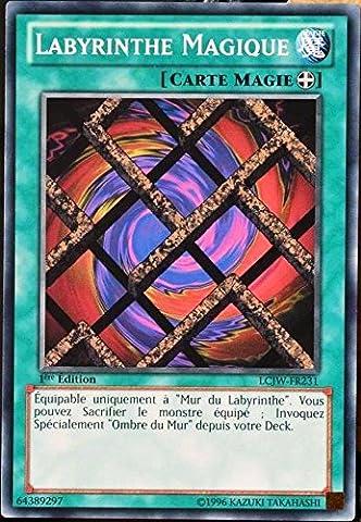 carte YU-GI-OH LCJW-FR231 Labyrinthe Magique NEUF FR
