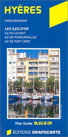 Plan de ville : Hyères, N°832