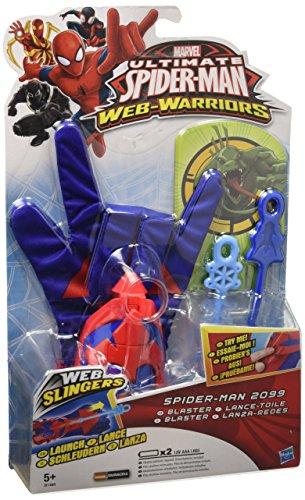 Hasbro B0567EU4 - Guanto lancia-ragnatela di Spider-Man, modelli assortiti
