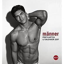 Männer 2017. Postkartenkalender