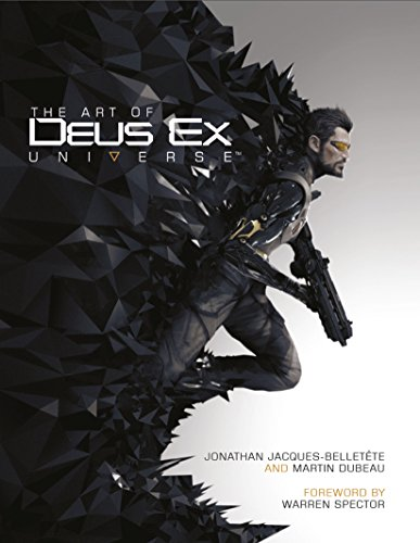 The Art of Deus Ex Universe por Paul Davies