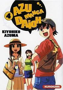 Azu Manga Daioh Edition simple Tome 4