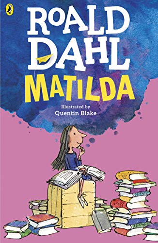 Matilda (Dahl Fiction) (English Edition)