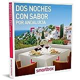 Smartbox - Caja Regalo - Dos Noches con Sabor por ANDALUCÍA - 99 hoteles de hasta 4*, palacetes, Casas Rurales y cortijos en Andalucía