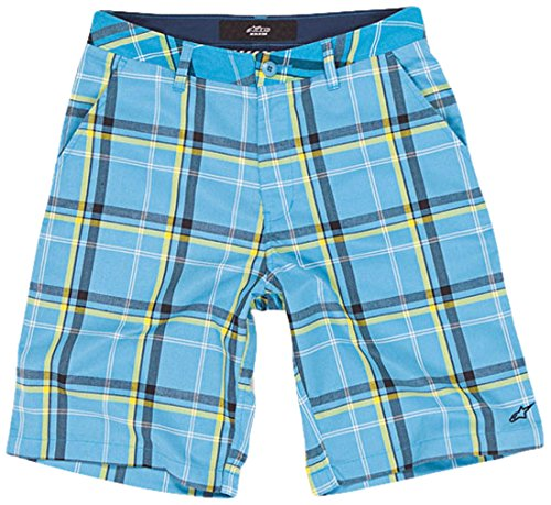 Alpinestars Herren Pant Short Crossing Hose, Bluebird, 36