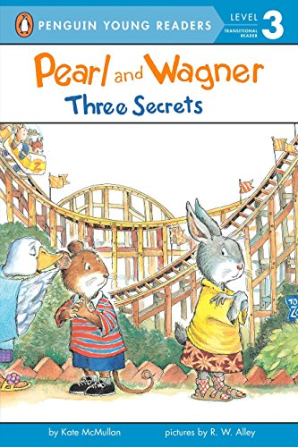 Pearl and Wagner: Three Secrets (Penguin Young Readers, L3)
