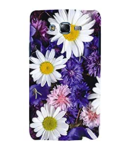 printtech Flowers Floral Pattern Back Case Cover for Samsung Galaxy A7 / Samsung Galaxy A7 A700F