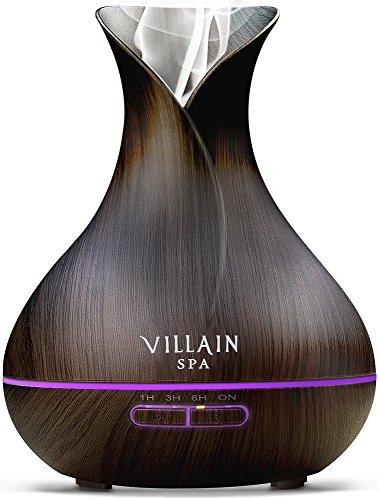 villain-spa-ad-ultrasuoni-aroma-diffusore-di-oli-essenziali-400-ml-venatura-del-legno-umidificatore-