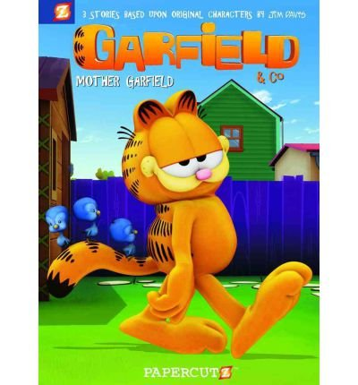[ [ A GAME OF CAT AND MOUSE (GARFIELD & CO. #05) BY(DAVIS, JIM )](AUTHOR)[HARDCOVER]