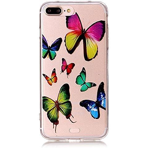 Qissy®Custodia per Apple iPhone 7 plus 5.5