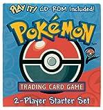 Pokemon 2-Player-Starter mit CD Rom englisch