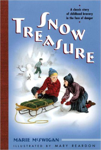 Image result for snow treasure