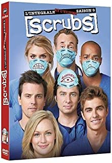 Scrubs, saison 9 (B0042ZUNR4) | Amazon price tracker / tracking, Amazon price history charts, Amazon price watches, Amazon price drop alerts