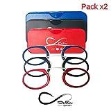 (Pack 2) Gafas de lectura Delta Glasses estillo Quevedo -...