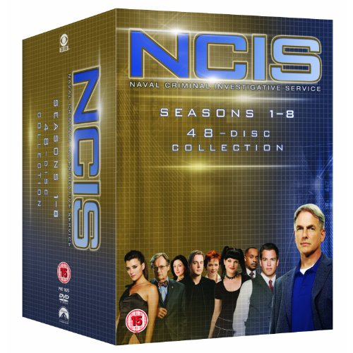 Season 1-8 Boxset