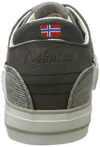 Nebulus Speed, Sneaker Uomo Grau (Wild Dove)