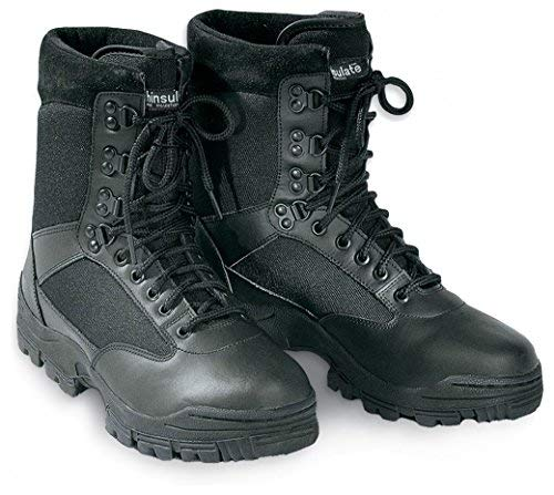 Surplus - Schuhe Security Boots (9-Loch) (in 39),schwarz