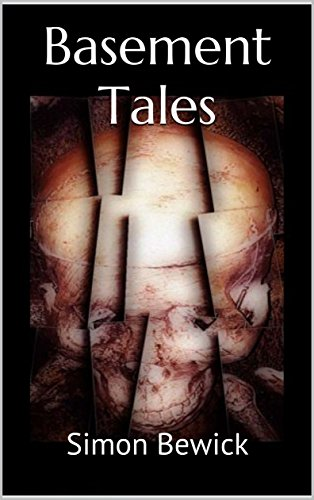 Book cover image for Basement Tales (Short Story Collection Book 1)