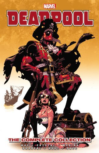Deadpool by Daniel Way: The Complete Collection Volume 2 by Daniel Way (2013-12-24)