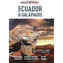 Insight Guides: Ecuador & Galapagos (Insight Guide Ecuador & Galapagos)