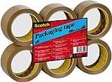 Scotch 768968 - Cinta para embalaje, paquete con 6 rollos