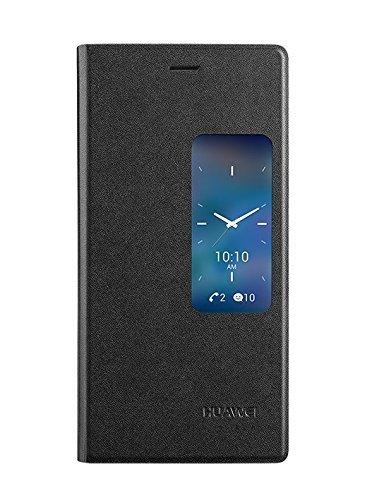 Huawei Flip Hülle für Ascend P7 schwarz
