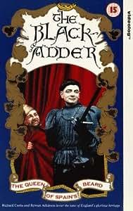 Blackadder: The Black Adder - The Queen Of Spain's Beard [VHS] [1983]