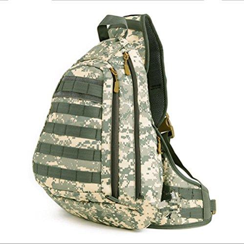 Xiuxiandianju 20L Outdoor-vollbusige Fahrt Taschen Freizeit Taschen Taschen Rucksack Schultertaschen geschlungen Rucksack acu number