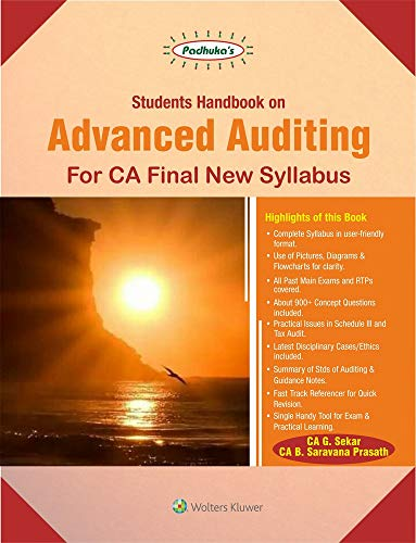 Students Handbook on Advanced Auditing : For CA Final New Syllabus