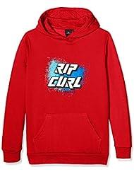 Rip Curl Slant Logo Sweatshirt Jungen Pompeian