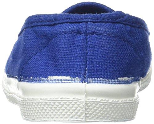 Bensimon Unisex-Kinder Tennis Elastique Enfant Flach Blau (Bleu Vif)
