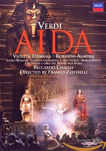 Verdi, Giuseppe - Aida [2 DVDs] Preisvergleich
