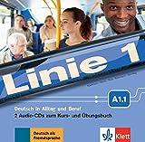 Linie 1 A1.1: Deutsch in Alltag und Beruf. 2 Audio-CDs zum Kurs- und Übungsbuch (Linie 1 / Deutsch in Alltag und Beruf)