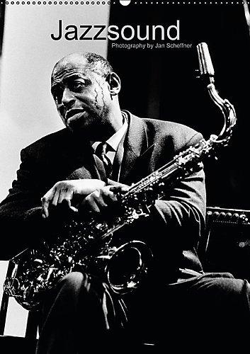 jazzsound-wandkalender-2015-din-a2-hoch-grossartige-s-w-portraits-von-weltbekannten-jazzmusikern-mac