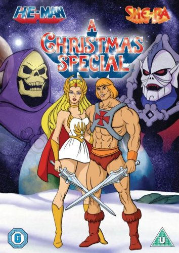 He-Man And She-Ra - A Christmas Special