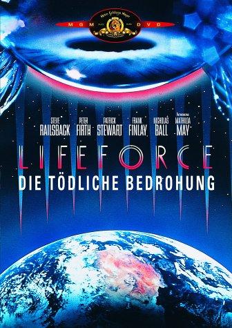 Lifeforce - Die tödliche - Mensch Vampir Kostüm