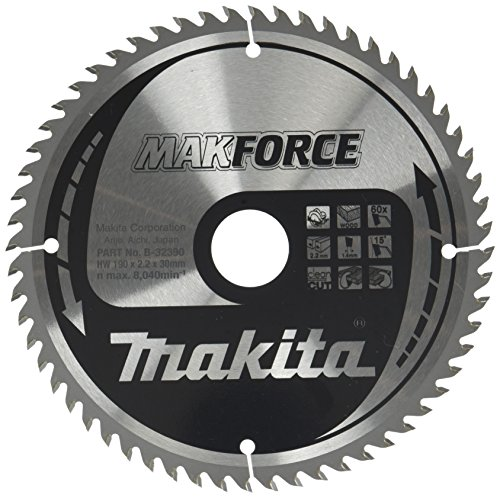 Makita B-32390 MAKFORCE Saegeb. 190x30x60Z, 16 x 260 mm