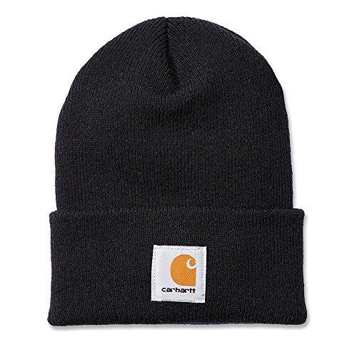 carhartt-workwear-beanie-hat-watch-hat-work-cap-black-one-size