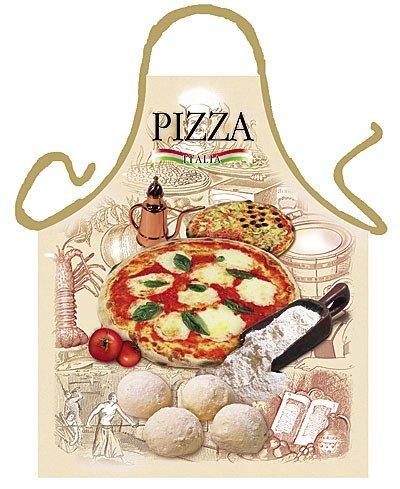 Kochschürze Grillschürze Schürze =Pizza= -