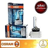 Osram Paar Lampen 66140CBI D1S 35W Cool Blue Intense Xenarc + 5500K Xenon