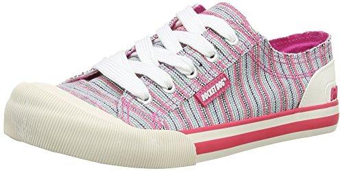 Rocket Dog - Jazzin Nantucket, sneakers da donna Rosa (Pink (Nantucket))