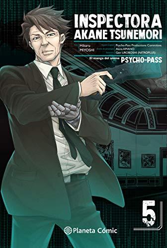 Psycho Pass nº 05/06 (Manga Seinen)