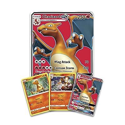 "Pokemon 290-80317"" English Charizard-Gx Box Game"