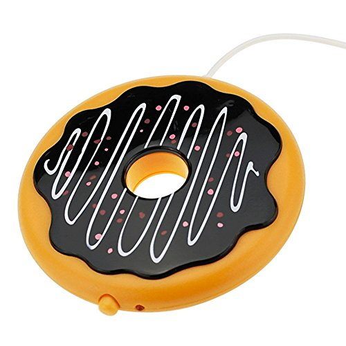 Da.Wa - Riscaldatore USB per tazza, da ufficio
